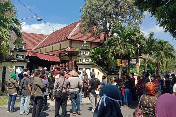 Wali Kota Solo Pastikan Seluruh Bantuan Penanganan Pandemi Covid-19 Dilaporkan Ke KPK