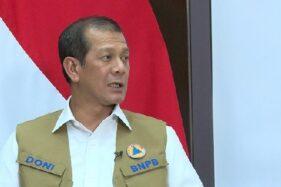 Ketua Gugus Tugas Percepatan Penanganan Covid-19 Indonesia, Doni Monardo. (Detik.com)