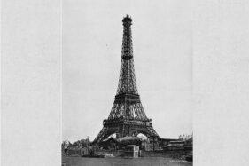 Hari Ini Dalam Sejarah: 6 Mei 1889, Menara Eiffel Dibuka untuk Umum