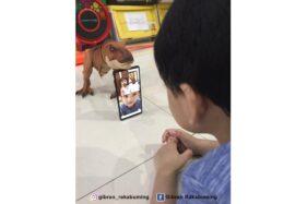 Serunya Jokowi Video Call Cucu: Kangen Tapi Belum Bisa Ketemu
