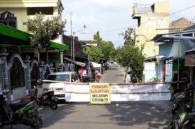 1 Jemaah Masjid di Joyotakan Solo Kena Corona, 90 KK Isolasi Dijaga TNI/Polri