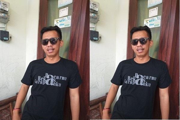Sederhana! Harga Kacamata Youtuber Klaten Ucup Cuma Rp25.000