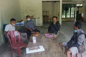 Pria Semarang Dikarantina di Rumah Angker Sragen Ternyata Pengusaha Keset