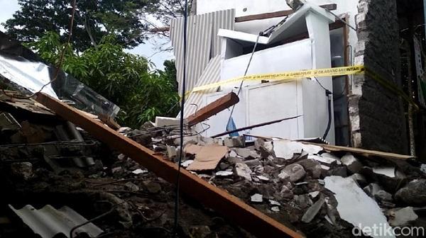 Mobil Hantam Rumah dan Renggut 2 Nyawa, Kapolsek di Rembang Resmi Ditahan