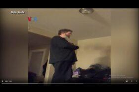 Lockdown, Keluarga Muslim Asal Jogja di New York Bersyukur