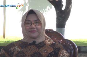 Bupati Sragen Kusdinar untung Yuni Sukowati (Youtube/SoloposTV).