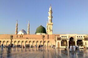 Masjid Nabawi. (Wikipedia)