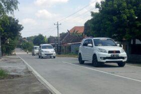 Mobil Pelat Jakarta hingga Bali Berseliweran di Jalanan Sragen, Polisi Kecolongan?
