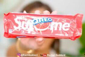 Cita rasa Oreo Supreme (Youtube/Rachel Goddard).