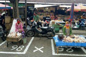 Keren! Pedagang di Pasar Sragen Ini Beralih Jualan Online hingga Dilirik TKW