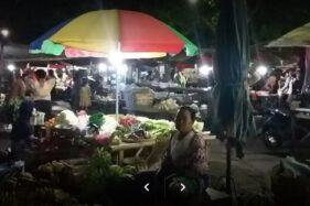 Terapkan Social Distancing, 2 Jalan di Sekitar Pasar Bunder Sragen Bakal Ditutup di Malam Hari