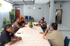 Protes Penyaluran Sembako, PKL Sragen Datangi Kantor Disperindag