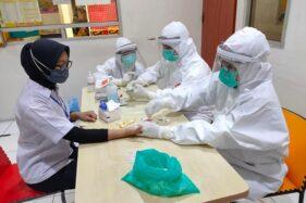 Rumah Sakit di Klaten Kebanjiran Permintaan Rapid Test Mandiri
