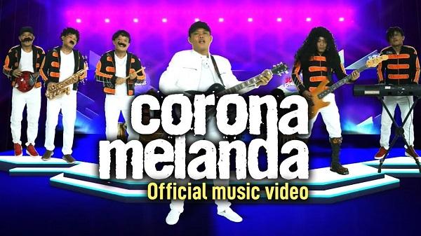 Lirik Lagu Corona Melanda - Sule