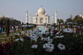 Hari Ini Dalam Sejarah: 9 Mei 1653, Taj Mahal Rampung Dibangun