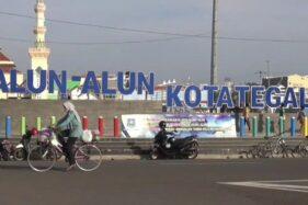 Alun-Alun Kota Tegal. (Detik.com)