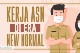 Infografis ASN New Normal (Solopos/Whisnupaksa)