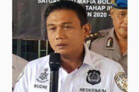 Direktur Kriminal Umum Polda Jateng Kombes Pol.Budi Haryanto. (Antara-Immanuel Citra Senjaya)