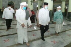 Tempat Ibadah di Semarang Dibuka, Bisa Akad Nikah di Masjid!