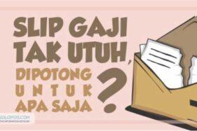 Infografis Potongan Gaji (Solopos/Whisnupaksa)
