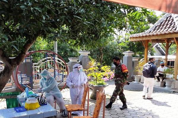 Pulang ke Sragen Setelah 4 Bulan Merantau Ke Surabaya, Pria Kedawung Positif Covid-19