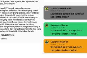 Laporan BST Salah Sasaran di Sragen Sampai ke Gubernur Jateng, Apa Kata Camat?