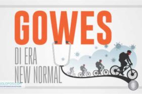 Infografis Gowes di Era New Normal (Solopos/Whisnupaksa)