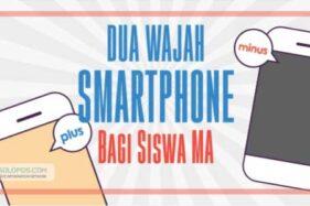 Dua Wajah Smartphone Bagi Siswa MA