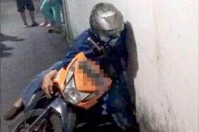 Lelaki Tua di Kudus Meninggal Mendadak saat Kendarai Motor