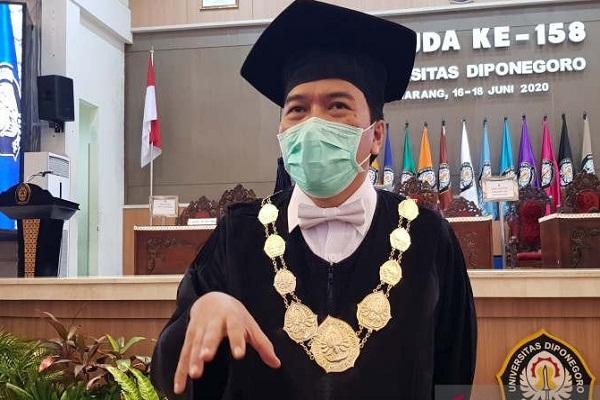 3.257 Mahasiswa Baru Diterima di Undip Semarang Lewat Jalur SMBPTN, Jurusan Ini Paling Diminati