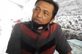 Mantan Wakil Bupati Sragen Daryanto. (Solopos/Kurniawan)
