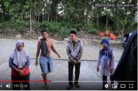 Desa di Wonogiri Bikin Video untuk Sosialisasi Bansos, Videonya Kocak Banget!