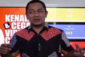 Wali Kota Semarang Imbau Warganya Tak Olahraga Pakai Masker