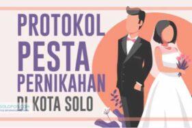 Infografis Protokol Pernikahan (Solopos/Whisnupaksa)