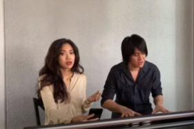 Kevin Aprilio dan Widi Vierratale cover lagu Keke Bukan Boneka. (Istimewa/Youtube)