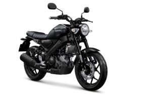 All New Yamaha XSR 155 Matte Black Elegance. (Istimewa)