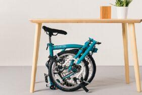 Sepeda lipat Brompton. (Brompton.com)