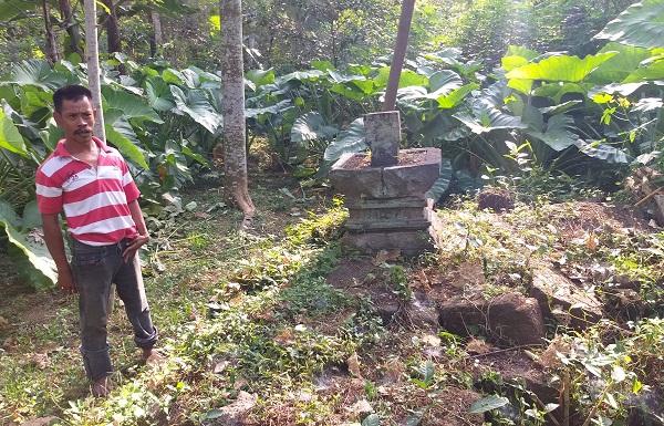 Diyakini Lebih Tua Ketimbang Candi Prambanan, Candi Gumuk di Tibayan Klaten Tak Terawat
