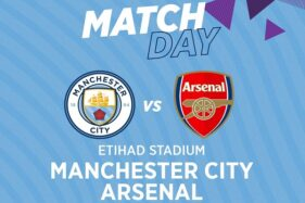Live Streaming Liga Inggris Malam Ini: Manchester City vs Arsenal