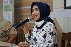 Anggota Komisi III DPR RI dari Fraksi Nasdem, Eva Yuliana. (Istimewa)