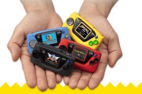 Edisi Spesial, Sega Rilis Konsol Mini Game Gear Micro