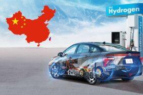 Bikin Mobil Hidrogen, Toyota Gandeng 5 Perusahaan Asal China