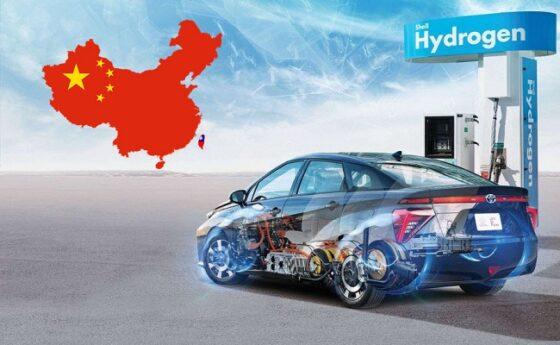 Industri pengembangan bahan baku untuk hidrogen tengah berkembang di China. (Istimewa)
