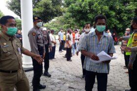 Tuding Bantuan Salah Sasaran, Puluhan Warga Ponorogo Protes