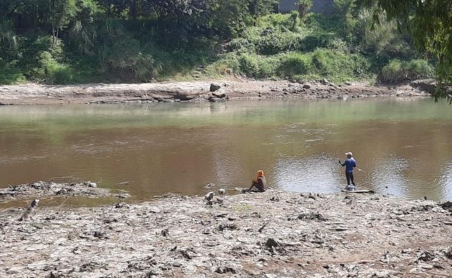 Intensitas Hujan Tinggi, BPBD Sukoharjo Waspadai Banjir Luapan Sungai Bengawan Solo