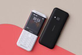 Nokia 5310 XpressMusic Reborn. (Istimewa)
