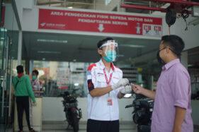Protokol kesehatan Astra Motor Jateng