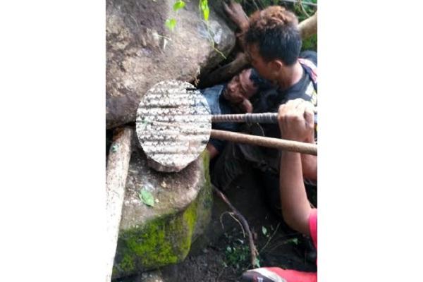 Sempat Selamat, Korban Longsor Batu di Bulu Sukoharjo Meninggal