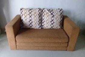 DIJUAL CEPAT : Sofa Bed Bella