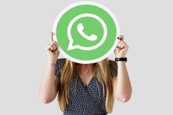Ilustrasi Whatsapp. (Freepik)